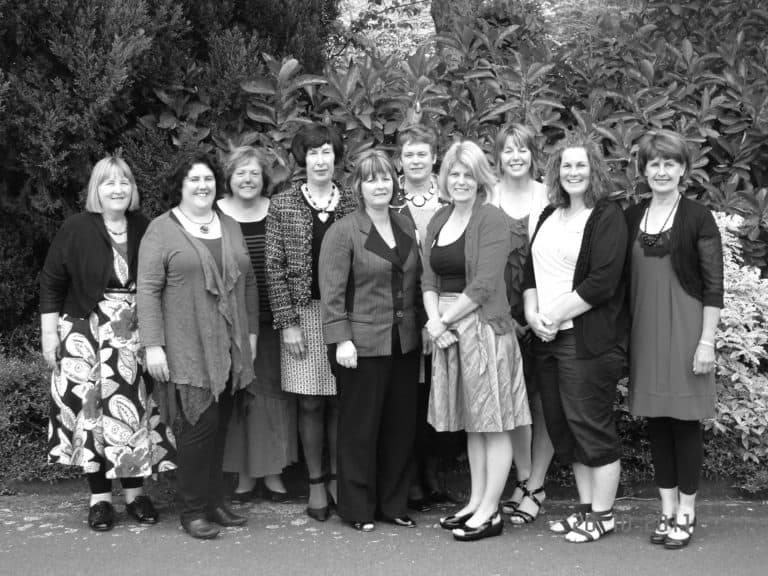 The 2011 Trust Board and Executive Team
