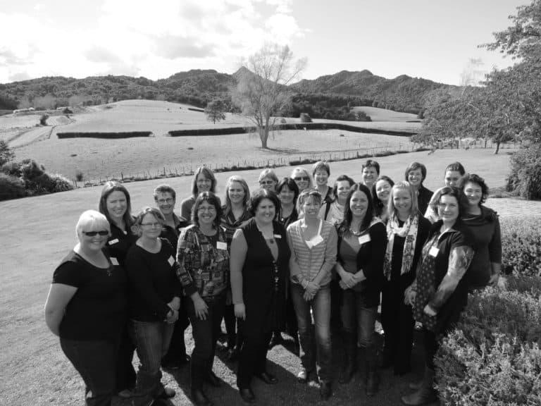 Our Volunteer Regional Leaders in 2013