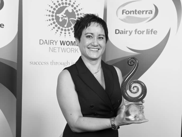 Jessie Chan-Dorman, 2017 Fonterra Dairy Woman of the Year Recipient
